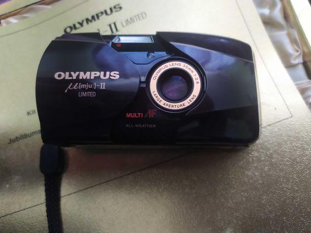 Фотоапарат Olympus  mju 2 Limited