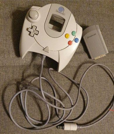 Pad Sega Dreamcast + wibracje