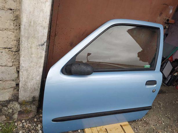 Drzwi L+R Fiat Seicento idealne