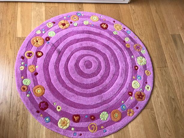 dywan dziecięcy haba