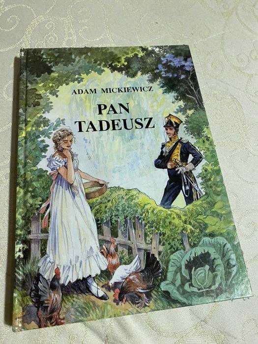 Pan Tadeusz ksiazka Marszew - image 1