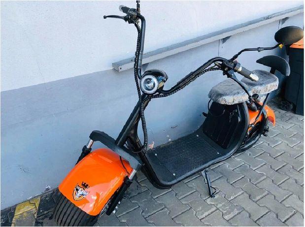 Hulajnoga elektryczna skuter KINGWAY HIT 2021 RATY bez rejestracji hi