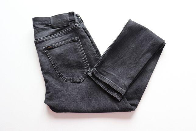 Męskie spodnie jeansy Lee Luke W30 L32 idealny stan jak nowe okazja!