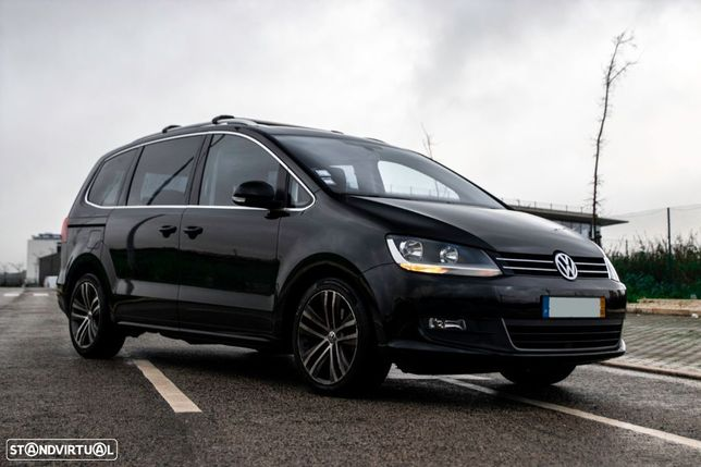 VW Sharan 2.0 TDi Confortline