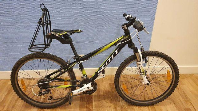 Rower Scott Scale JR junior 24  gratis licznik bagażnik 11,8kg