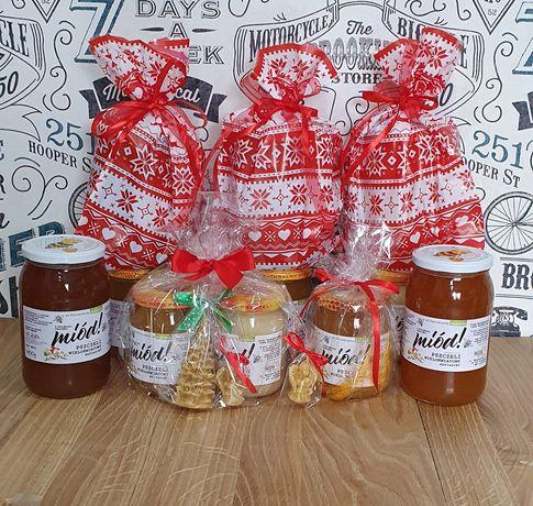 Miód miodek prezentowe słodkości