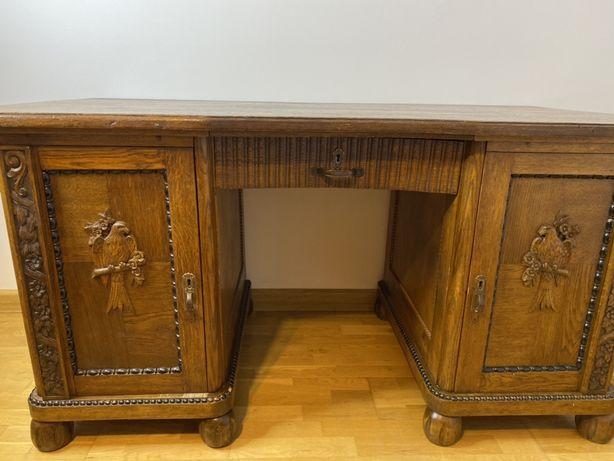 Biurko stylowe śląskie