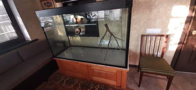 Продам аквариум 800л.