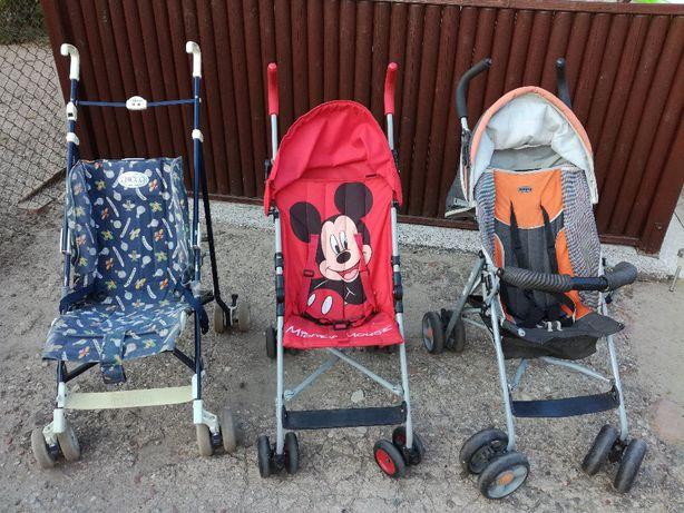 Wózek spacerowy dla dziecka