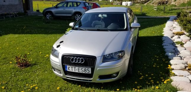 Audi a3 8p 170km Quattro