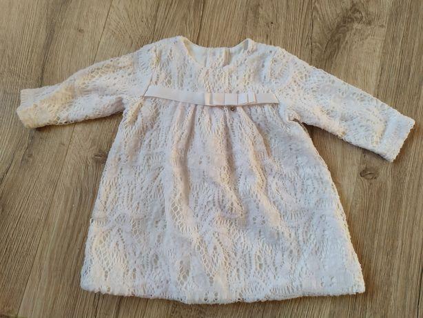 sukienka+buciki na chrzciny i nie tylko 62