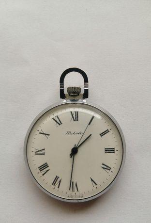 Zegarek kieszonkowy RAKIETA Made in USSR, Sprawny,Super Stan !