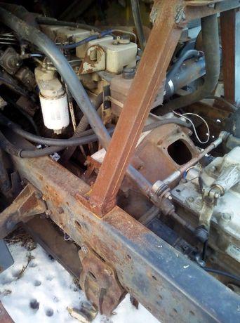 двигатель камаз-4308 некомплектный.