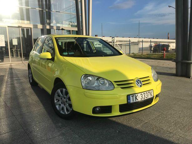 Volkswagen Golf V Benzyna 1.4 75KM 2006r.
