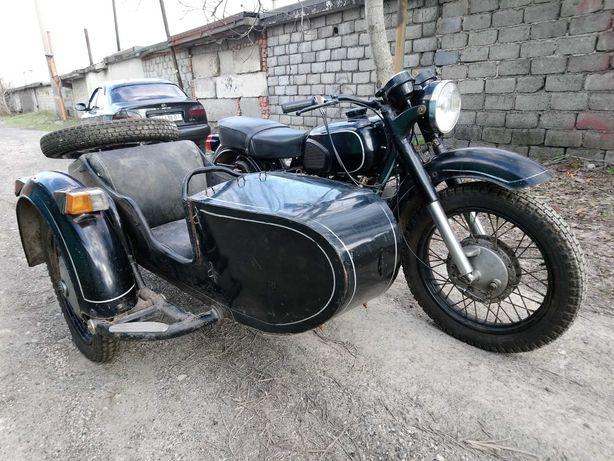 Мотоцикл МТ Днепр 10 36