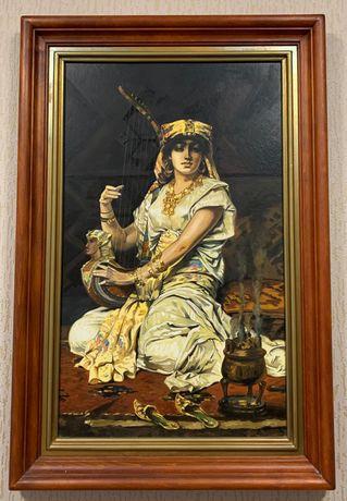 Картина «Испанская баллада» масло на холсте