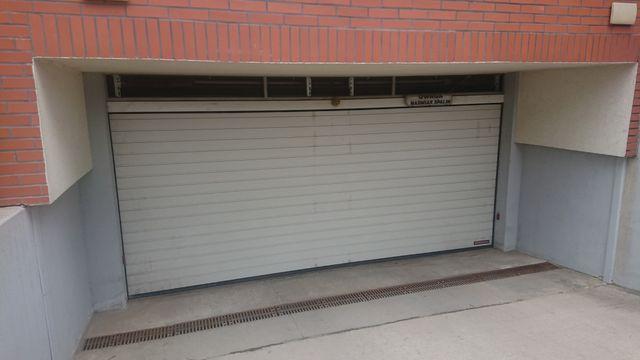 Wynajmę miejsce parkingowe w garażu podziemnym