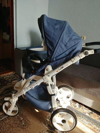 коляска 2 в 1 Lonex повний комплект
