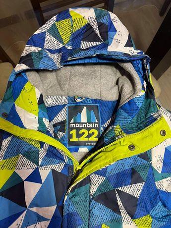 Детская термо куртка, 122