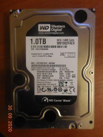 Жесткий диск WD Black WD1002FAEX 1Tb