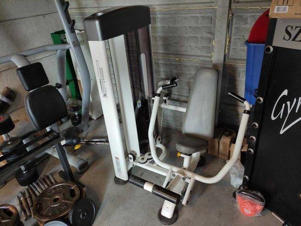 Atlas Maszyna VERTEX wypychanie na klatke klatka chest press siłownia
