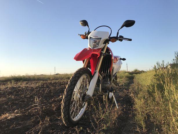 Продам Honda CRF250L 2012 года только из Японии