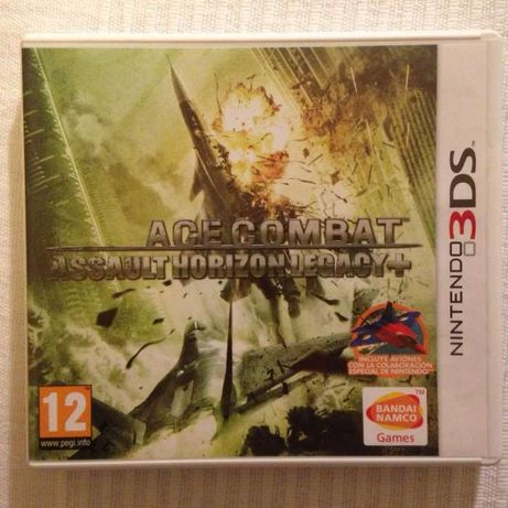 Jogo Nintendo 3DS Ace Combat