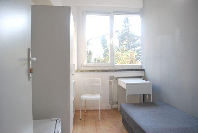 Pokoje jednoosobowe w domu, niedaleko AWF