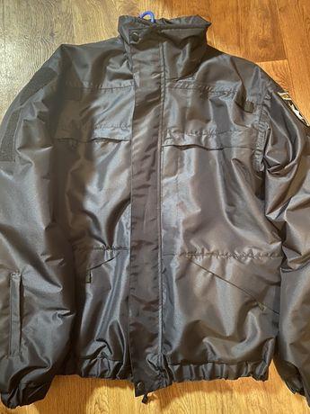 Спец куртка полицейская