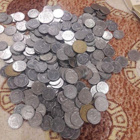 Монети 1,2 копійки