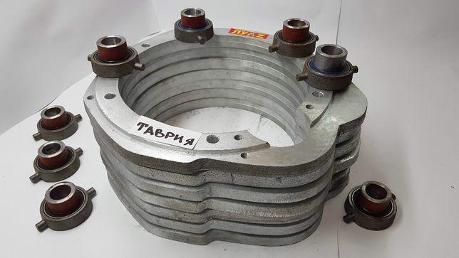 Переходные плиты ТАВРИЯ ЗАЗ 968 запорожец ВАЗ ЛУАЗ