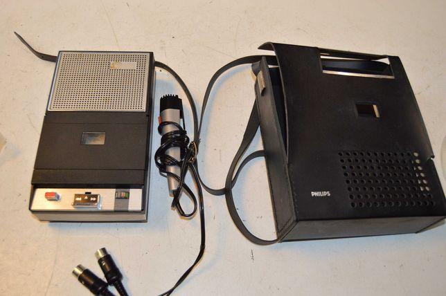 PHILIPS EL3302 magnetofon lata 60-70 dla kolekcjonera