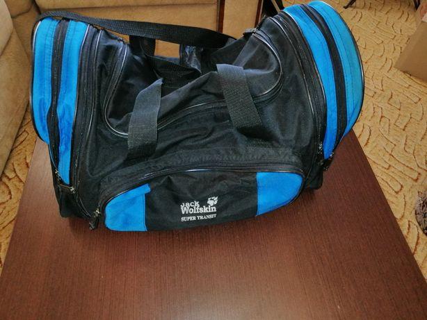 Дорожно спортивная сумка