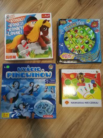 Zestaw gier dla dzieci 4+