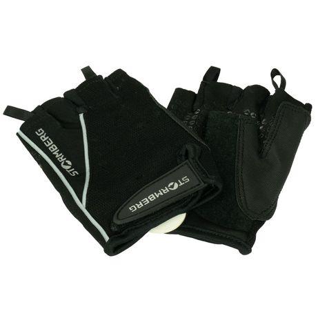 Rękawiczki ROWEROWE wzmacniane STORMBERG rozmiar - S/M/L