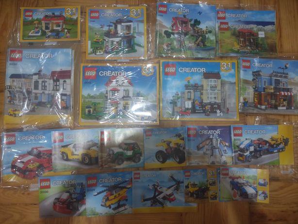 LEGO City, Batman, Creator, Super Heroes, Ninjago