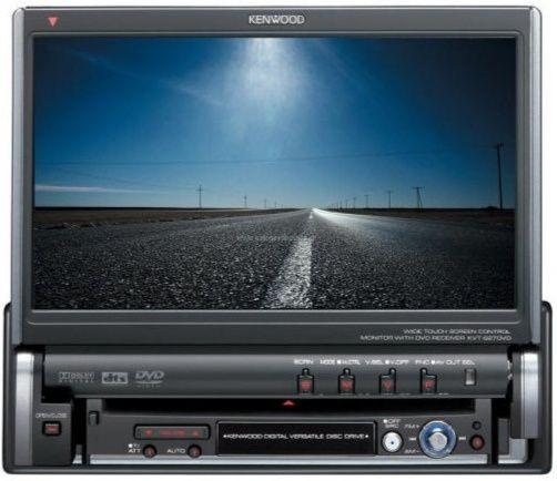 Sistema multimédia TV Kenwood KVT 627 DVD