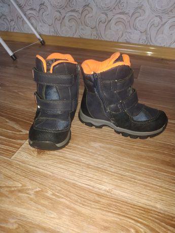 Зимние и осенние ботинки