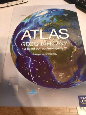Atlas geograficzny wydanie rozszerzone