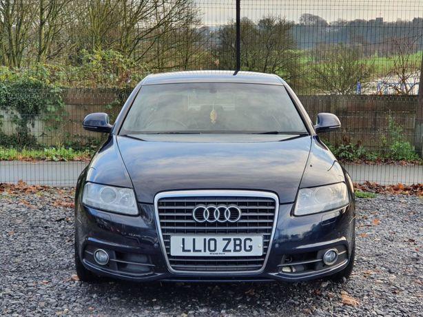 Audi a6 para choques frontal