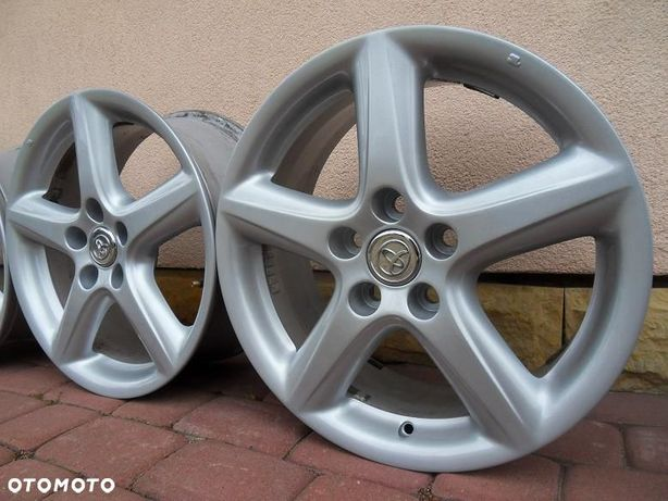 Felgi 17'' 5x114,3 Toyota Avensis Auris Corolla CH-R