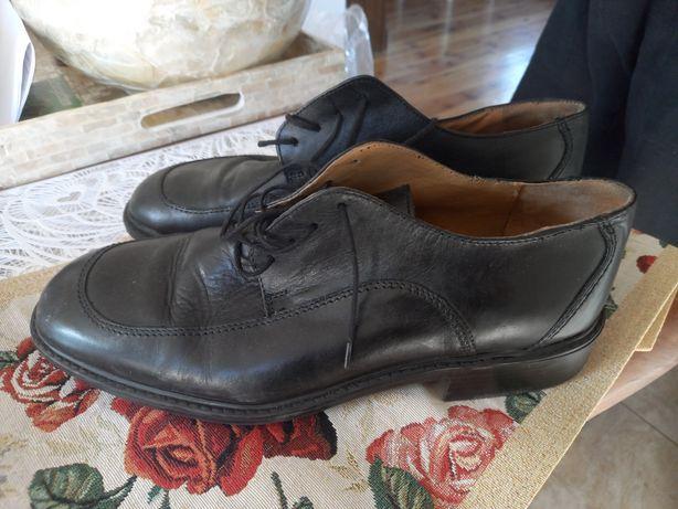Buty skórzane carlo conti
