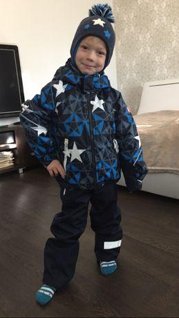 Reima зимний комбинезон куртка штаны
