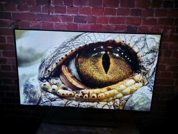 "55"" Smart tv 3D Philips Ambilight LED a++ wifi Skype kamera cieniutki"