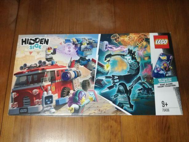 Lego Hidden Side 70436