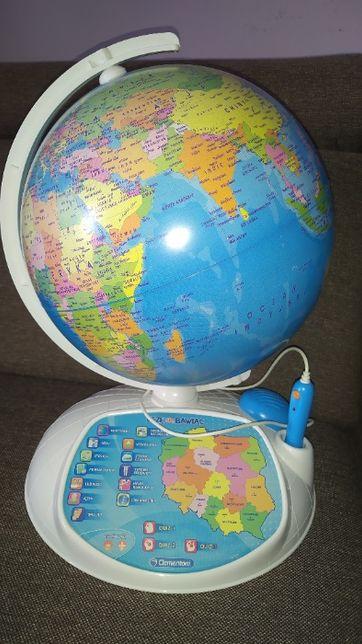 Interaktywny globus CLEMENTONI Poznaj Świat