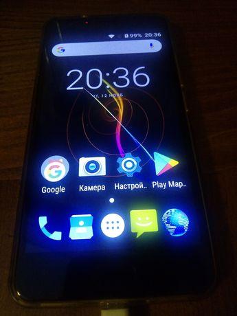 Продам смартфон OUKITEL K6000 PLUS