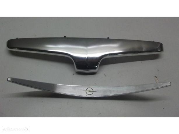 Opel classico puxador da mala e centro de volante novos e originais