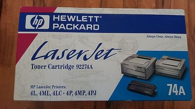Toner ORYGINAŁ HP LaserJet 4L 5P 74A 92274A 4L 5P