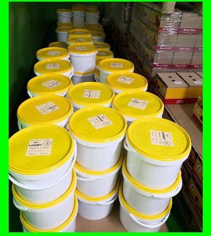 Miód pszczeli dla odbiorców hurtowych. Wysyłka gratis.
